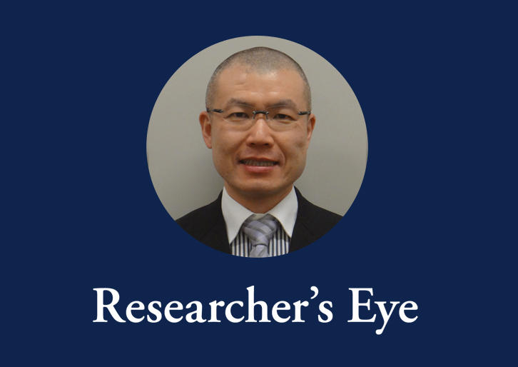 【Researcher's Eye】井上朋紀:計算の助っ人